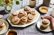 Violet Bakery's Cinnamon Buns