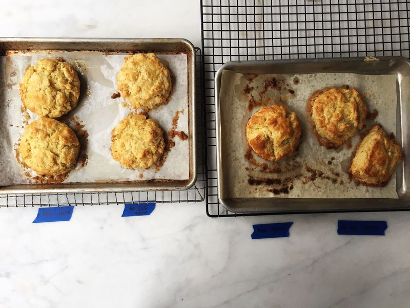 The Surprising, Unorthodox Ingredient for Loftier, Fluffier Biscuits