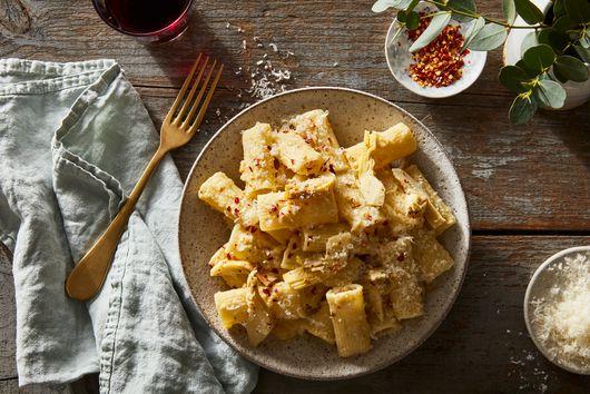 Have Marinated Artichokes? Make This Pasta.