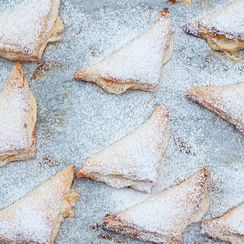 Easy Rum-Spiked, Ricotta Turnovers Best Eaten for Breakfast