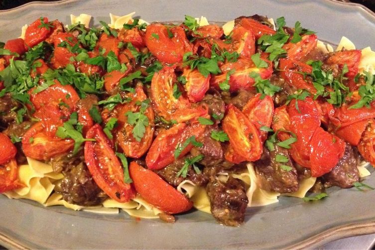 Spicy Beef Ragout