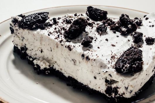 Cheesecake with OREO