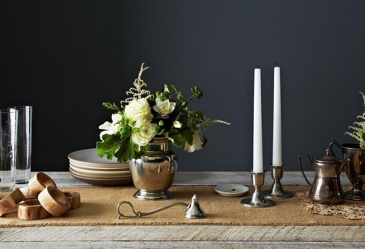 Recipes for a Well-Styled Table