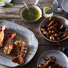 Fire Up Fancy with These Grilled Lobster Tails