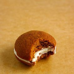 Ginger Cream Whoopie Pies
