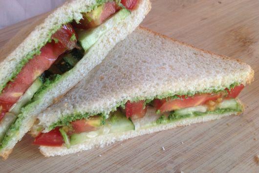 Bombay Chutney Sandwich
