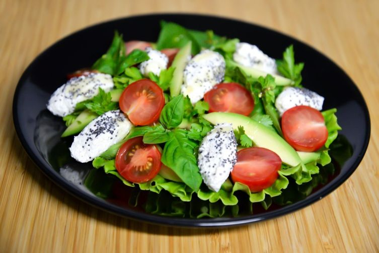 Spectacular Summer Salad