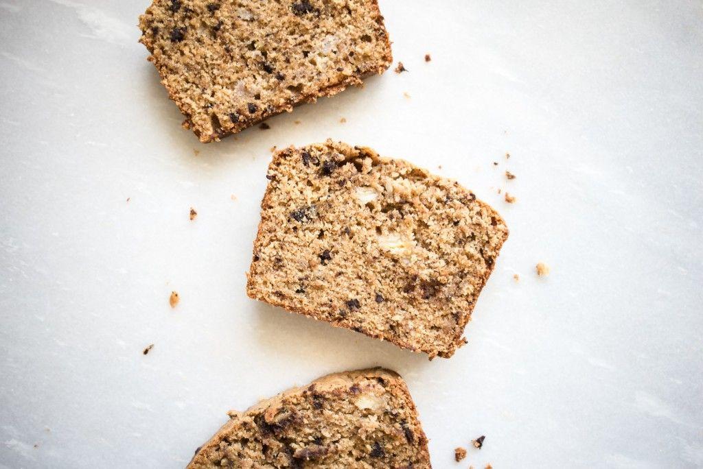 Brown Sugar Banana Bread