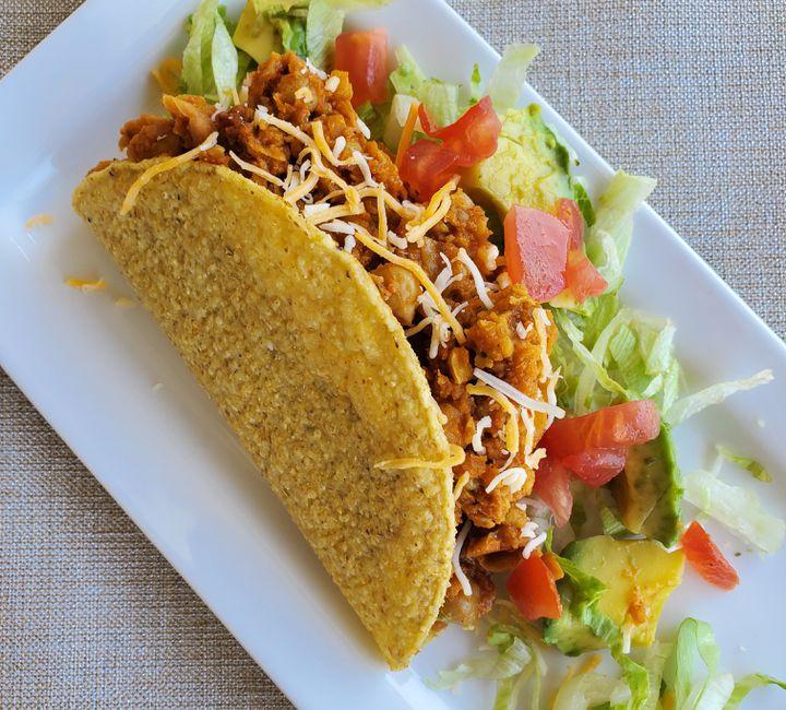 Chana Masala Tacos