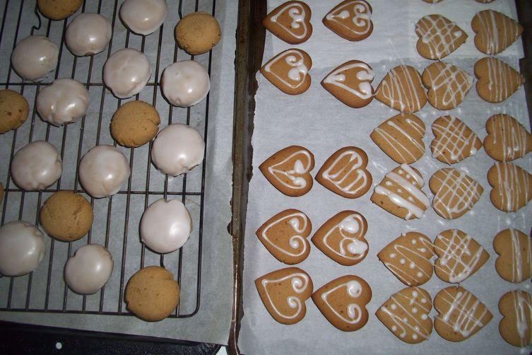 Medenjaci -Croatian Honey Cookies