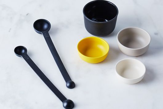 Recycled Bamboo Measuring Cup and Spoon Set