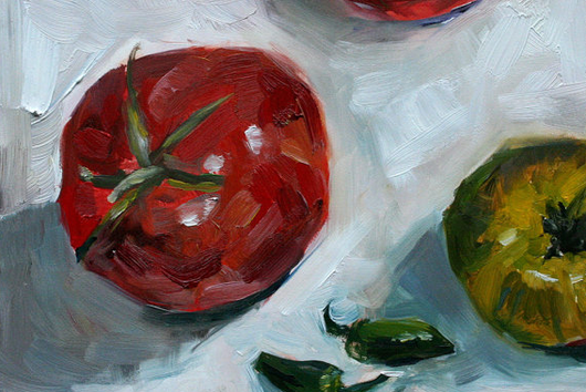 10 Way-Cute Artworks that Celebrate Tomatoes (And Where To Buy Them Online)
