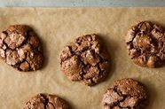 Triple Chocolate Espresso Cookies