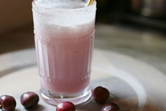 Spiked Cherry Vanilla Cream Soda