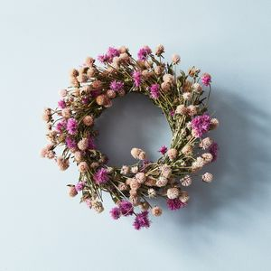 Gomphrena Wreath