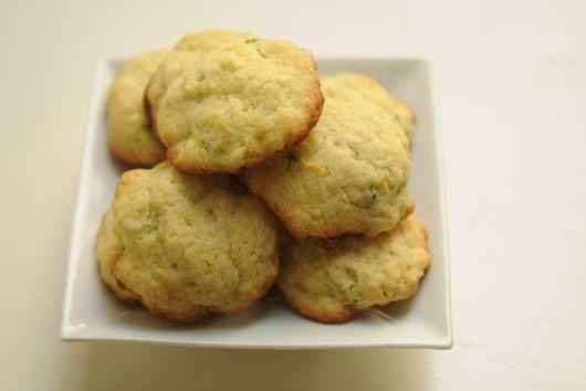 Zucchini-Lemon Cookies