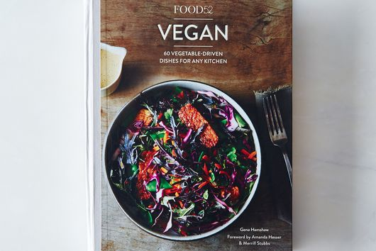 OLD, Food52 Vegan Cookbook, Signed Copy