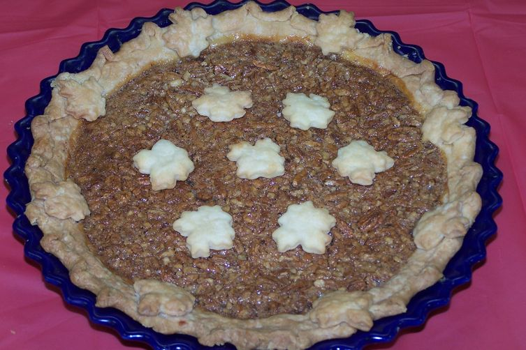 Cream of Maple Praline Tart