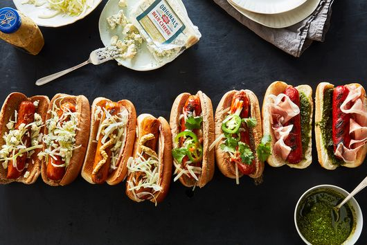 4 Gussied-Up Ways To Do Summer Sausages