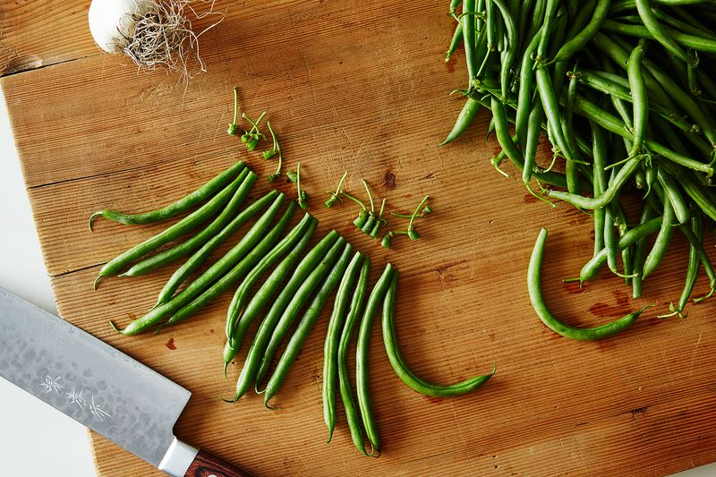 Beans, beans—they're good for your... weekly meal-planning, of course!