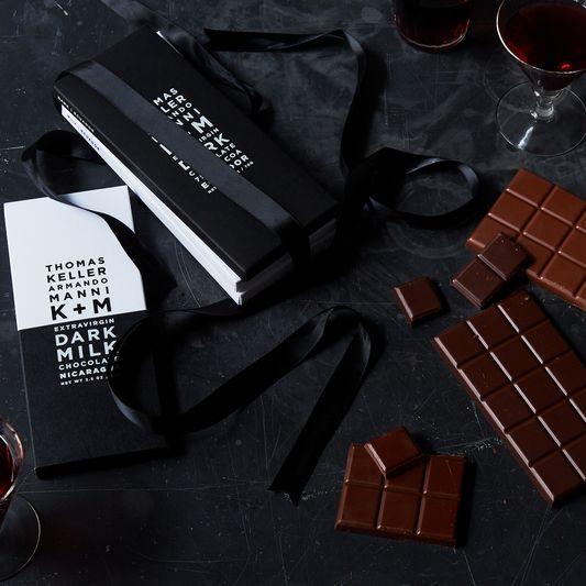 K+M Extra Virgin Chocolate Bars