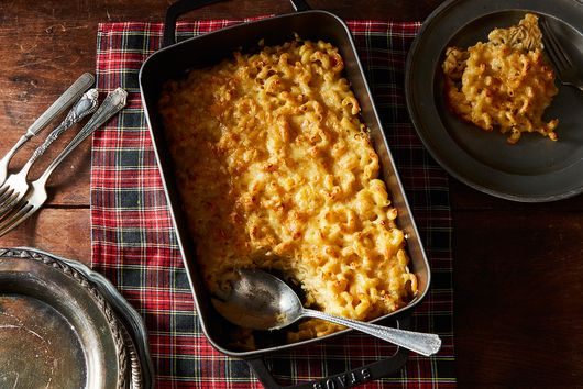 President Reagan's Favorite Macaroni and Cheese