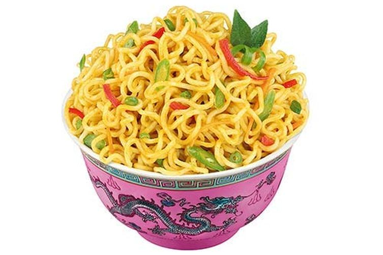 How to make Singapore Instant Noodles