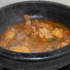 Coriander Chicken