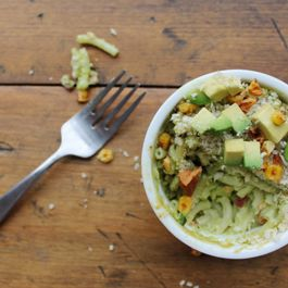 Avocado Mac 'n Cheese