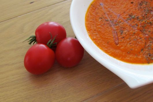 roasted tomato soup