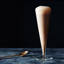 Ginger Egg Cream