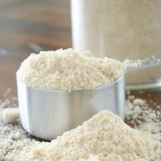 Whole Wheat All-Purpose Baking Mix