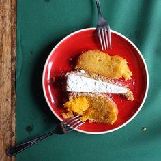 Toucinho do Ceu (Portuguese Almond Cake)