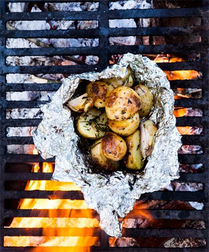 How To Make Adam Rapoport's Campfire Potatoes