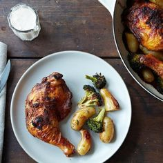8 Chicken Recipes That Come with Their Own Sides
