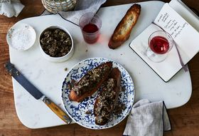 A 3-Step Tapenade That Will Have You Saying *Très Bon*