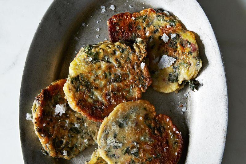 Green Pancakes (Pascadous)