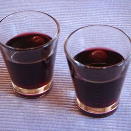 Sour Cherry Liqueur - Ginginha