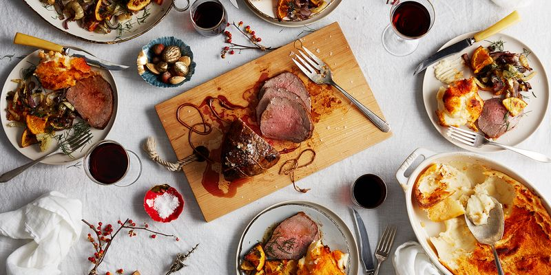 The stress-free holiday meal you can actually pull off