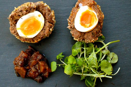 Simple Paleo Scotch Eggs