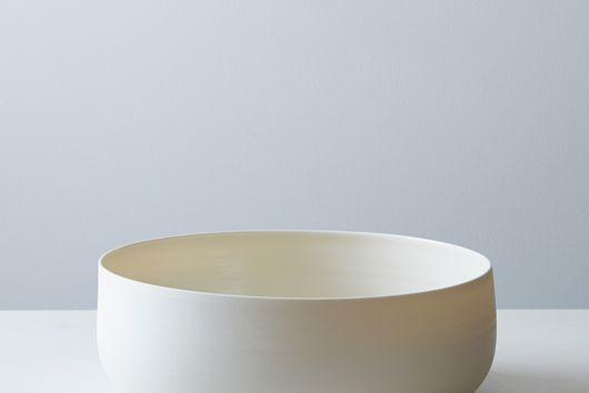 Large Porcelain Serving Bowl