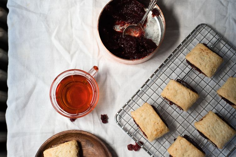 cranberry newtons
