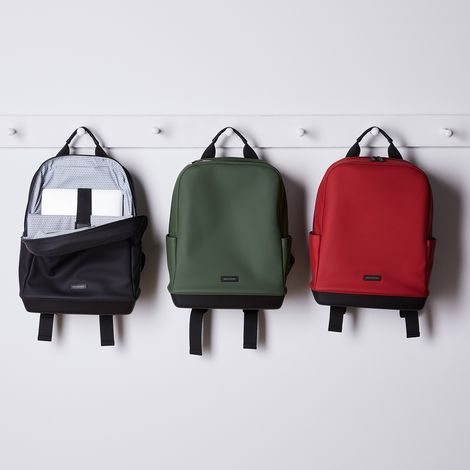 Moleskine Soft Touch Backpack