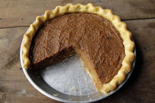 Buttermilk Sweet Potato Pie