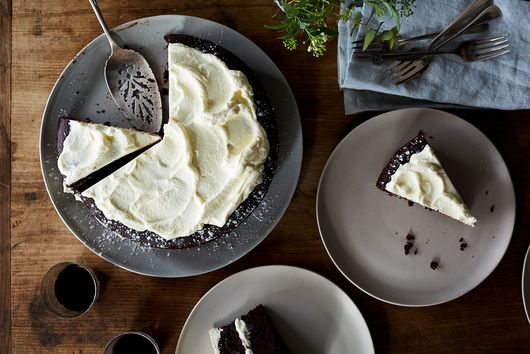 A Rich, Jammy (Gluten-Free!) Chocolate Cake from Tartine All Day