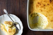 Warm & Gooey Citrus Pudding