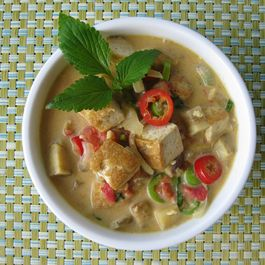 vegetarian -tofu by Connie Hansen