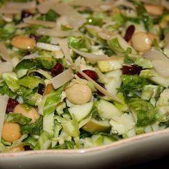 Brussel Sprout Harvest Salad
