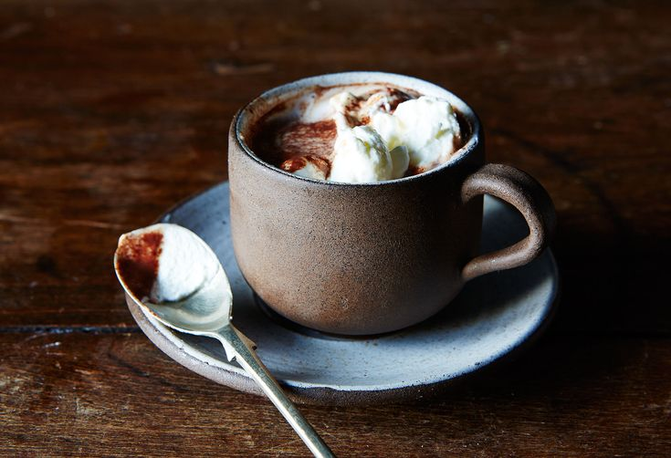 Hot Chocolate for Chocolate Connoisseurs