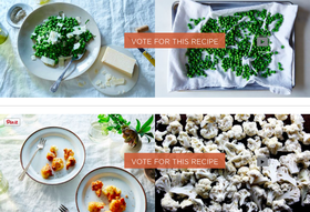 Vote for the Winner of Your Best Recipe Made with Parmesan